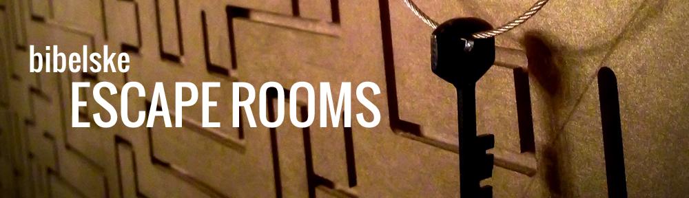 Kristent-pædagogiske Escape Rooms