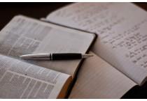 Studiehæfter og prædikener